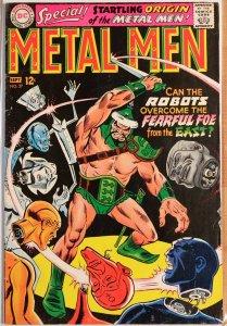 Metal Men #27 (1967) Very Good+ 4.5