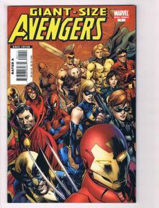 Giant Size Avengers # 1 NM One Shot Marvel Comic Book Iron Man Thor Hulk S71