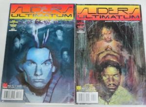 SLIDERS ULTIMATIUM (1996 ARMADA) 1-2