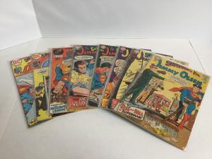 Superman's Pal Jimmy Olsen 107 116 123 124 129 133 157 160 Good-Very Good A33