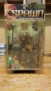 Tormentor # 14 Macfarlane Toys Spawn The Dark Ages Collectible Figure TB1