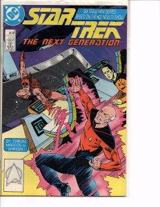 DC Comics (Vol. 1) Star Trek The Next Generation #3