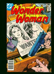 Wonder Woman #240 NM- 9.2 Off White to White