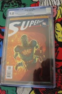 All-Star Superman #1 (DC, 2006) CGC NM/MT 9.8 White pages