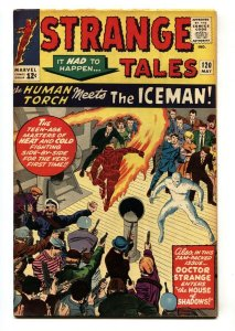 Strange Tales #120 Diko Kirby Human Torch-comic book - VG/FN