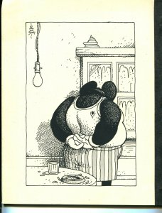 Mickey At 60 #2 1996-Mickey Mouse parody-signed by William Stout -FN