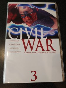 ​CIVIL WAR #3 NM
