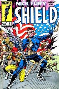 Nick Fury: Agent of SHIELD (1983 series) #1, Fine- (Stock photo)