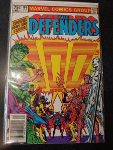DEFENDERS #100 DOUBLE-SIZED ISSUE