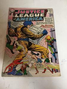 Justice League Of America 20 Vg- Very Good- 3.5