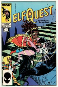 Elfquest #23 (Marvel, 1987) FN/VF