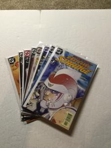 The Return Of Adam Strange 1-8 Complete Series Nm Near Mint Ik