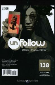 Unfollow #5 VF/NM; DC/Vertigo   save on shipping - details inside