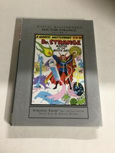 Marvel Masterworks Doctor Strange Volume 1 Nm Near Mint HC TPB