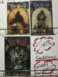 DESTINY (1997 VERTIGO) 1-3 Kwity/ Williams complete