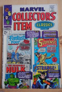 Marvel Collector's Item Classic #7 & #11