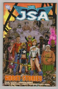 JSA -  GHOST STORIES 2006 DC COMICS TRADE PAPERBACK STARGIRL