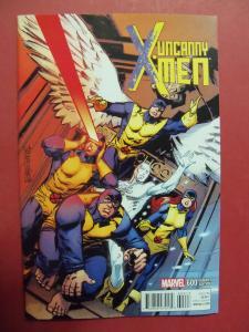 MARVEL UNCANNY X-MEN #600 RICK LEONARDI VARIANT COVER