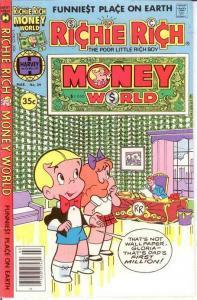 RICHIE RICH MONEY WORLD (1972-1982) 39 VF-NM Mar. 1979 COMICS BOOK