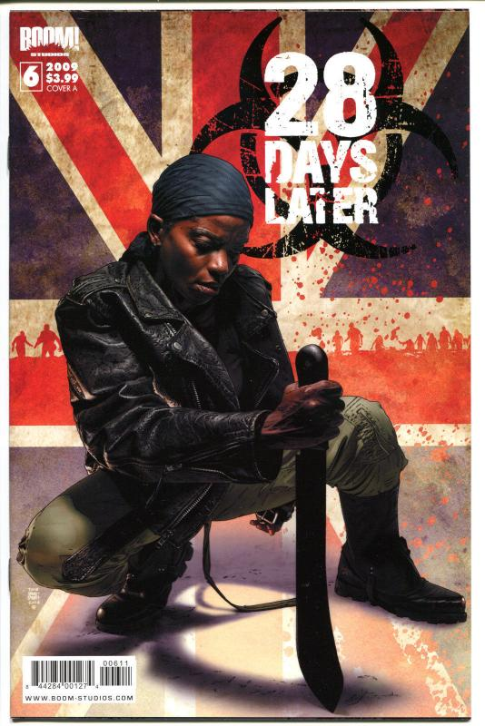 28 DAYS LATER 6, NM, Zombies, Horror, Walking Dead, 1st, 2009, more in store