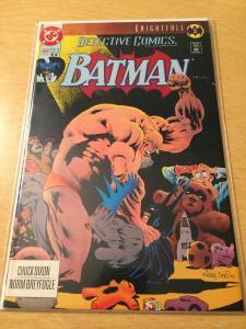 Detective Comics #659 Knightfall