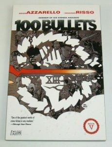 100 Bullets TPB #5 VF/NM book V - azzarello/risso - DC/Vertigo - collects 81-100