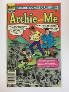 ARCHIE & ME (1964-1987)145 VF-NM   Jun 1984 COMICS BOOK