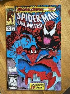 Spider-man Unlimited #1 (1993 Marvel)
