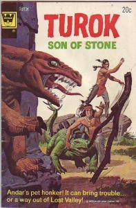 Turok Son of Stone #89 (Jan-74) FN Mid-Grade Turok, Andar
