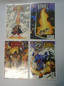 Azrael Agent of the Bat run #1-4 8.0 VF (1995)