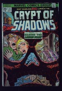 Crypt of Shadows #12 (1974)