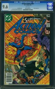 Action Comics #480 (DC, 1978) CGC 9.6