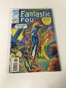 Fantastic Four 387 Nm Near Mint Marvel