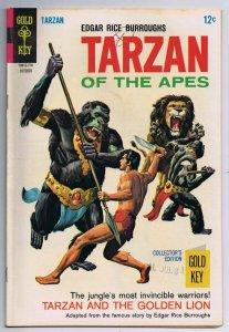 Tarzan #172 ORIGINAL Vintage 1968 Gold Key Comics
