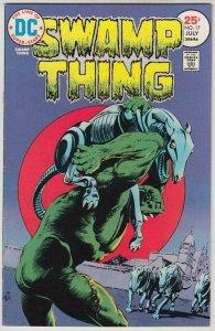 SWAMP THING #17, FN/VF, Horror, 1972 1975, Machine, Redondo, more in store