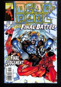 Deadpool #19 (1998)