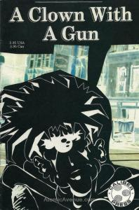 Clown With a Gun, A #1 VF/NM; Caliber | save on shipping - details inside