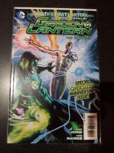 DC Comics New 52 Green Lantern 20 1st Jessica Cruz Power Ring Appearance