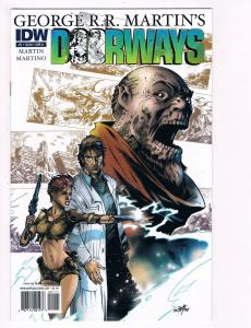 Doorways # 1 IDW Comic Books Awesome Issue Modern Age ZOMBIES WOW!!!!!!!!!!! S23