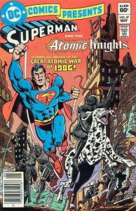 DC Comics Presents #57 (Newsstand) VG; DC | low grade comic - save on shipping -