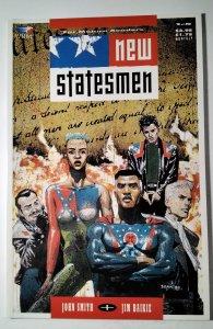 New Statesmen #1 (1989) Fleetway Comic Book J756