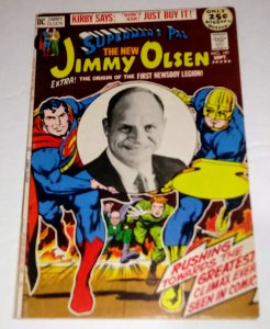 Jimmy Olsen #141 (7.0-7.5) The Guardian! Jack Kirby Bronze Age DC ID#012C