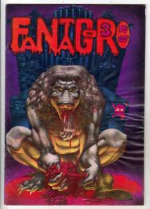 Fantagor #3 (Jan-72) VG/FN Mid-Grade
