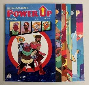 Power Up #1-6 Set (Boom 2015) 1 2 3 4 5 6 Kate Leth (8.5+)