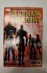 Alpha Flight #1 (2004) NM Marvel Comic Book J667