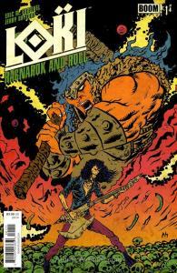 Loki: Ragnarok and Roll #1 VF/NM; Boom! | save on shipping - details inside