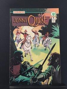 Jonny Quest #23 (1988)
