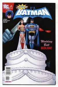 ALL-NEW BATMAN BRAVE AND THE BOLD #4 -Batman marries Wonder Woman VF/NM