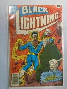 Black Lightning #8 (1978) 3.0/GD