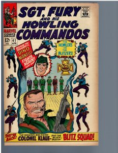 Sgt. Fury #41 (Marvel, 1967)